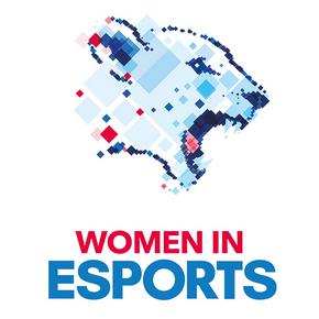 women in esports logo